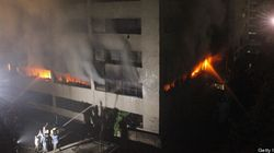 Un incendie dans une manufacture fait huit morts au