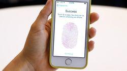 iPhone 5S: la reconnaissance d'empreinte ne fonctionnerait pas avec toutes les