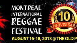 Le Festival international reggae de Montréal fête ses 10