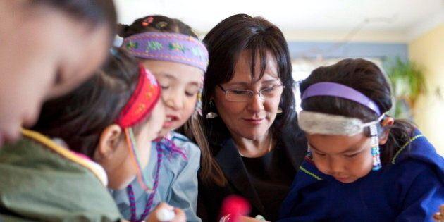 Autochtones: croissance démographique mais familles en