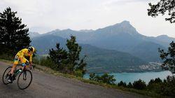 Froome devance Contador avant l'Alpe