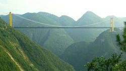 Dix ponts terrifiants dans le monde