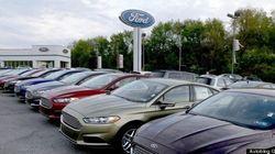 Plaintes de consommation plus élevée que prévu: Ford ajuste ses