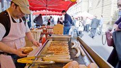 Les neuf sites pour la cuisine de rue