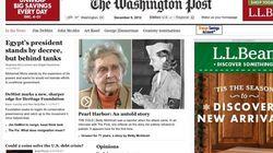 Le Washington Post devient payant sur le