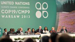 Négociations sur le climat à Varsovie: la conférence de