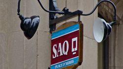 La SAQ dans un Loblaws près de chez