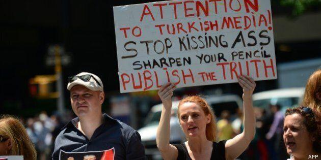 Turquie: les opposants amassent plus de 90 000$ pour une pub dans le New York