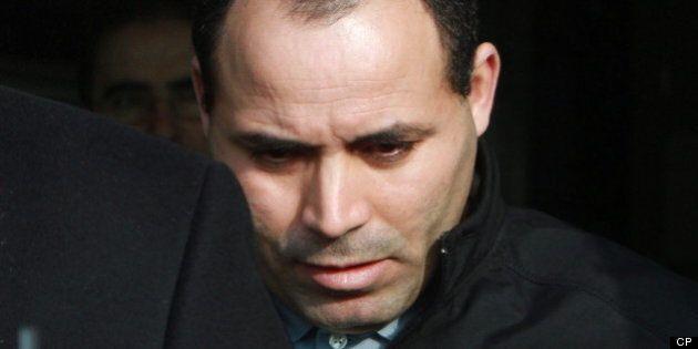 Mohamed Harkat demande le retrait de son bracelet