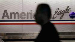 Un avion d'American Eagle à destination de Montréal atterrit d'urgence à