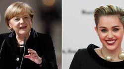 Selon Lily Allen, Angela Merkel est une «bitch», comme Miley