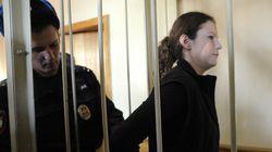 Russie: une première militante étrangère de Greenpeace obtient sa