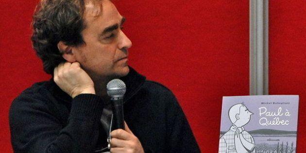 La BD québécoise sera en vedette au Musée des beaux-arts de