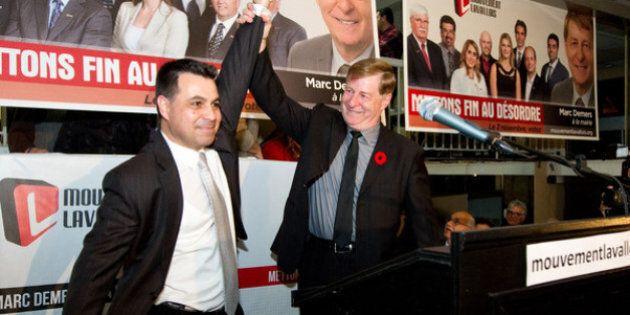 Laval: fin de la tutelle le 9