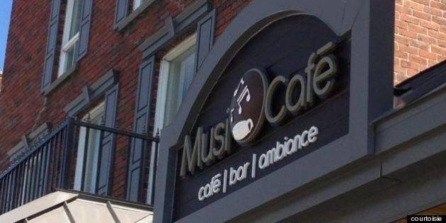 Le Musi-Café de Lac-Mégantic revivra sous chapiteau à compter de