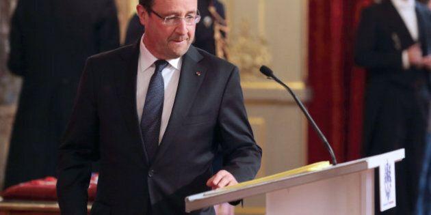 Affaire Cahuzac: Hollande promet l'inéligibilité à tous les élus condamnés pour fraude fiscale ou