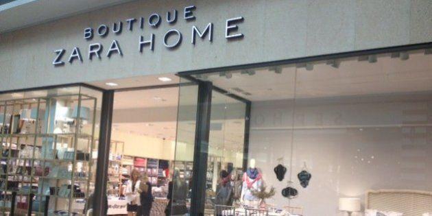 La Boutique Zara Home Du Carrefour Laval Est Ouverte Huffpost Québec
