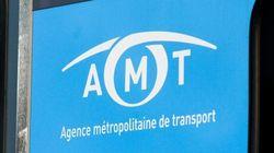 AMT: La ligne de train Deux-Montagnes