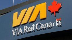 Via Rail: le TCA a publié un avis de grève d'ici 72