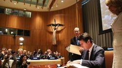 Près de 70 pays ont signé le traité de l'ONU sur le commerce des