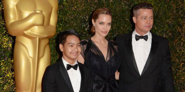 Angelina Jolie reçoit le premier Oscar de la saison pour son action
