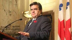 Denis Coderre devient officiellement le 44e maire de