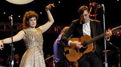 Arcade Fire en concert à Montréal le 30 août