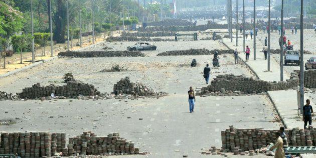 Égypte: les pro-Morsi appellent à une manifestation massive mardi (CARTE