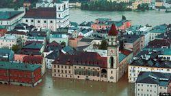 Inondations en Europe : dix morts, des milliers de foyers