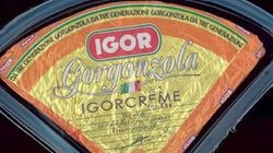 Listeria: rappel du fromage Gorgonzola