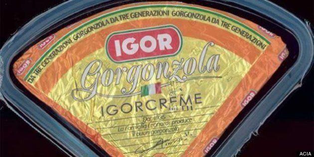 Rappel: Présence possible de Listeria dans du fromage Gorgonzola de marque