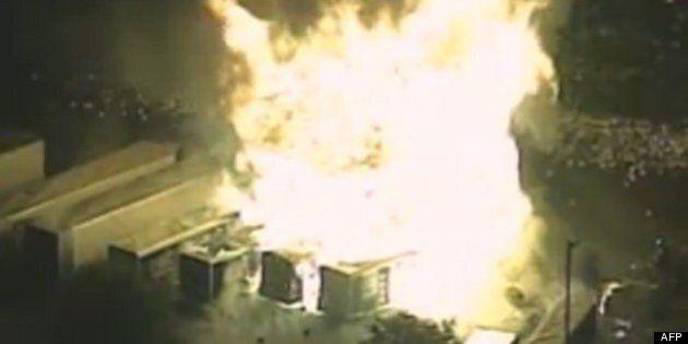 Explosions en Floride : 7 blessés, 15 autres travailleurs «sains et saufs»
