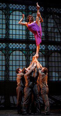 Cirkopolis: pari tenu pour le Cirque Éloize, enfin
