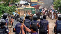 Bangladesh: la police réprime des manifestations