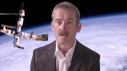 Le guide de l'astronaute pour Movember par Chris Hadfield