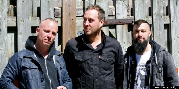 Cargo culte: power trio hip-rock aux Katacombes de