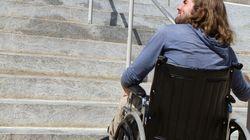 Des personnes handicapées se plaignent des commerces et du