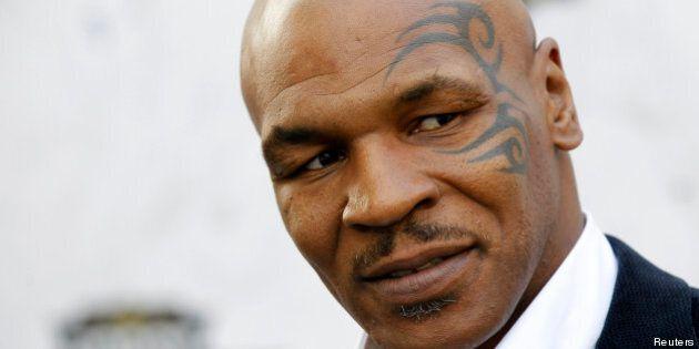 Mike Tyson: son ex copine a mangé son