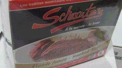 De la viande fumée « Schwartz's à la maison »