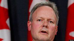 Stephen Poloz à la Banque du Canada: les spécialistes espèrent la continuité