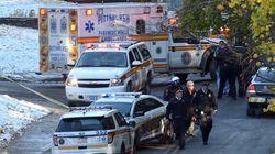 Trois élèves blessés par balles devant une école secondaire de
