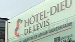 Hôtel-Dieu de Lévis: des patients invités à subir un test de