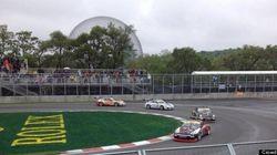 3e séance d'essais écourtée avec Webber