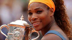 Serena Williams triomphe à Roland-Garros