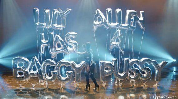 Le clip de Lily Allen déclare la guerre à l'hyper-sexualisation de l'industrie musicale