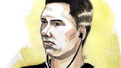 Luka Rocco Magnotta plaide de nouveau non coupable pour le meurtre de Jun