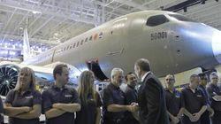Le vol inaugural du CSeries pourra avoir lieu en juin, selon