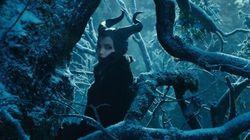 Bande-annonce de «Maléfique», Angelina Jolie ensorcelante