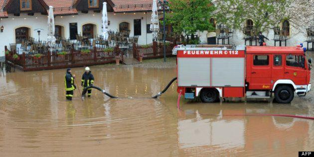 Europe centrale: plusieurs morts et disparus après de fortes pluies