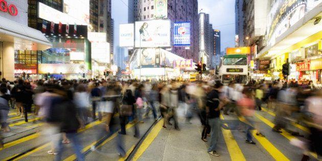Causeway Bay reste l'artère commerçante la plus chère au monde